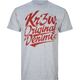 KR3W KODC Regular Mens T-Shirt