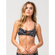 VOLCOM Untamed Hearts Crop Bikini Top