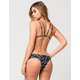 VOLCOM Untamed Hearts Cheeky Bikini Bottoms