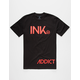 INKADDICT Ink Mens T-Shirt