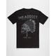 INKADDICT Chief Mens T-Shirt