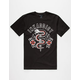 INKADDICT Dagger Mens T-Shirt