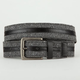 Tweed Overlay Belt
