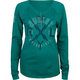 HURLEY Recordings Womens Henley