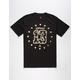 ASPHALT YACHT CLUB Dot Rose 13 Mens T-Shirt