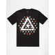AYC Dot Rose Delta Mens T-Shirt