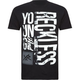 YOUNG & RECKLESS Sideways Reckless Mens T-Shirt