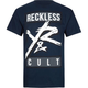 YOUNG & RECKLESS Framed Mens T-Shirt