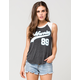 FULL TILT CA 89 Womens Baseball Tee