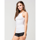 BOZZOLO High Neck Womens Tank