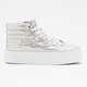 VANS Sequins Sk8-Hi Platform Womens Shoes