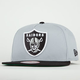NEW ERA Team Flip Raiders Mens Snapback Hat