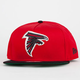 NEW ERA Team Flip Falcons Mens Snapback Hat