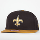 NEW ERA Baycik Saints Mens Snapback Hat