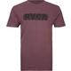 RVCA Engraved Mens T-Shirt