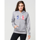 UNDER ARMOUR Freedom Logo Womens Hoodie