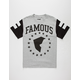 FAMOUS STARS & STRAPS Fam Pat Sport Mens T-Shirt