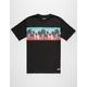 NEFF Palm Stripe Mens T-Shirt