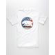 RIP CURL Taylor Cali USA Mens T-Shirt