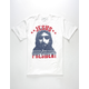 RIOT SOCIETY Jesus For Pres Mens T-Shirt