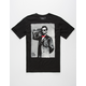 RIOT SOCIETY Abe Radio Mens T-Shirt
