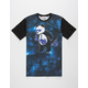 RIOT SOCIETY Cosmic Bubbles Mens T-Shirt