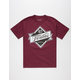FAMOUS STARS & STRAPS In The Rough Mens T-Shirt