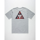 KR3W Static Triangle Mens T-Shirt