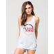 YOUNG & RECKLESS Core Wrapped Womens Tank