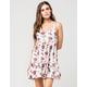 ELEMENT Floral Tier Dress