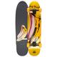 ALIEN WORKSHOP Warhol Banana Longboard- AS IS