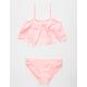 GOSSIP GIRL Flounce Girls Bikini Set