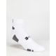UNDER ARMOUR HeatGear Low Cut 3-Pack Mens Socks