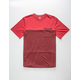 NIKE SB Dri-FIT Blocked Mens Pocket Tee