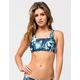 RVCA Smoke Show Crop Bikini Top