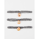 Emoji Tattoo Choker 3 Pack