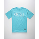 GRIZZLY Summer Crop Stamp Mens T-Shirt