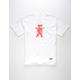 GRIZZLY Summer Crop OG Bear Mens T-Shirt