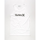 HURLEY One & Only Boys Tank