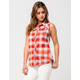 WHITE CROW Dylan Womens Flannel Shirt