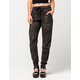 REWASH Ethnic Print Womens Pants