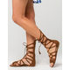 SODA Judas Womens Gladiator Sandals