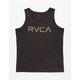 RVCA Blocked Boys Tank