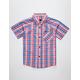 HURLEY Raglan Little Boys Shirt