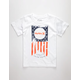 HURLEY One Nation Little Boys T-Shirt