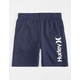 HURLEY One And Only Little Boys Shorts