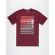 VANS Off The Tracks Mens T-Shirt