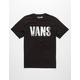 VANS Push Through Boys T-Shirt