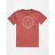 VOLCOM Pin Line Stone Little Boys T-Shirt
