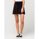 FULL TILT Tie Front Skater Skirt